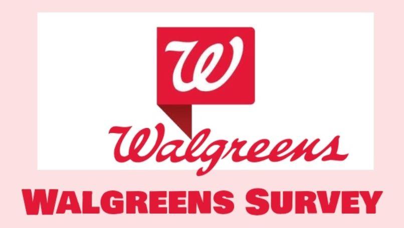 Walgreens Survey Requirements